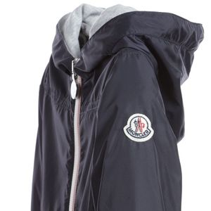 MONCLER Waterproof windbreaker Urville size 6 boys Boutique